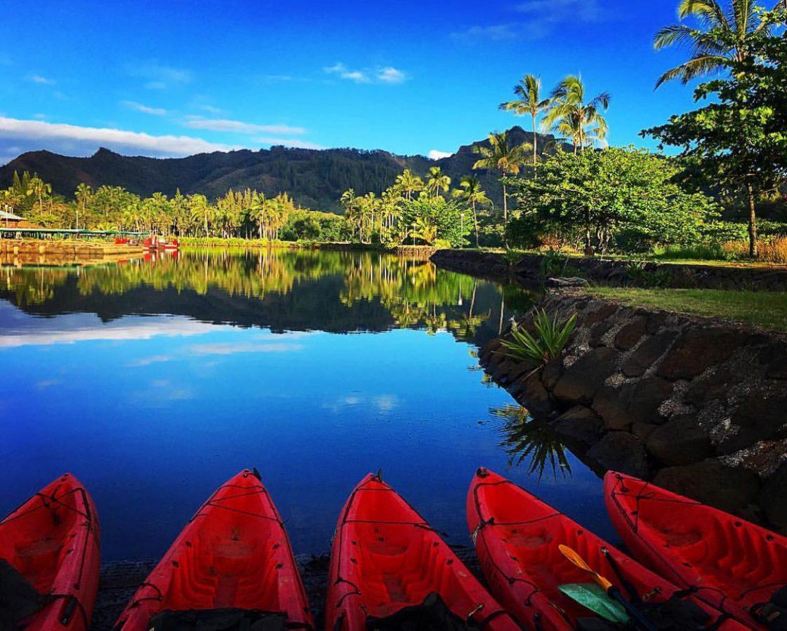 Rainbow Kayak Tours - Wailua River Kayak & Waterfall Hike in